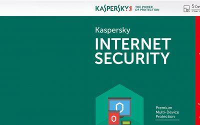 Kaspersky Internet Security 2016 wedstrijd