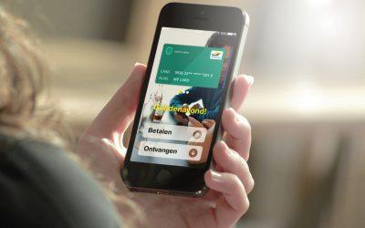 Betalen met Bancontact-app