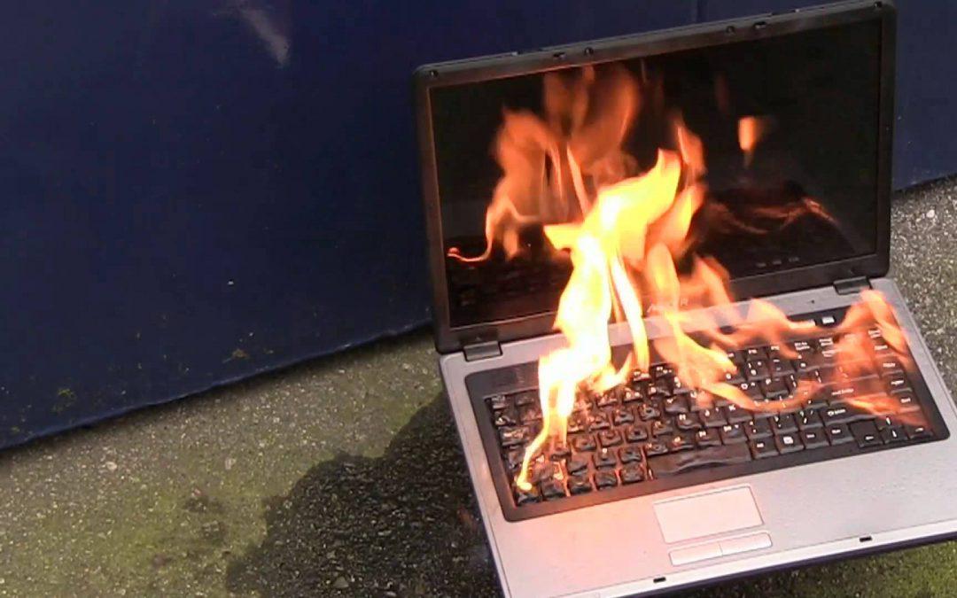 HP terugroepingsactie notebookbatterijen