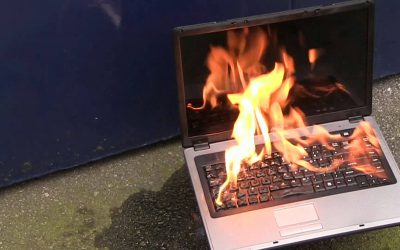 HP breidt terughaalactie brandgevaarlijke laptopaccu's uit