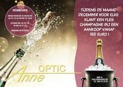 JDB-IT Grafisch design: Optic Anne